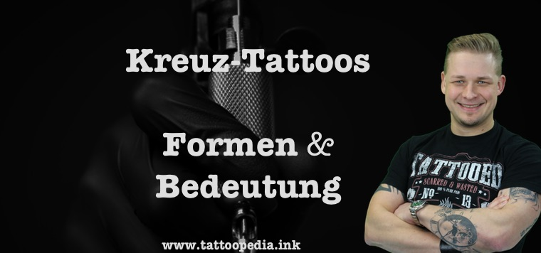 das kreuz tattoo formen und bedeutung. Black Bedroom Furniture Sets. Home Design Ideas