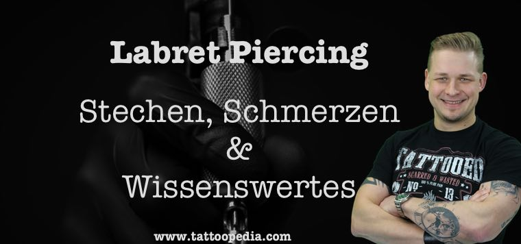 Labretpiercing
