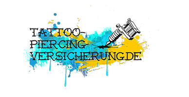 Tattoo Piercing Versicherung